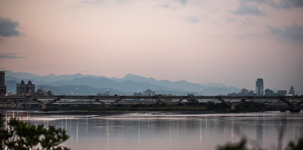 Premier matin à Taipei