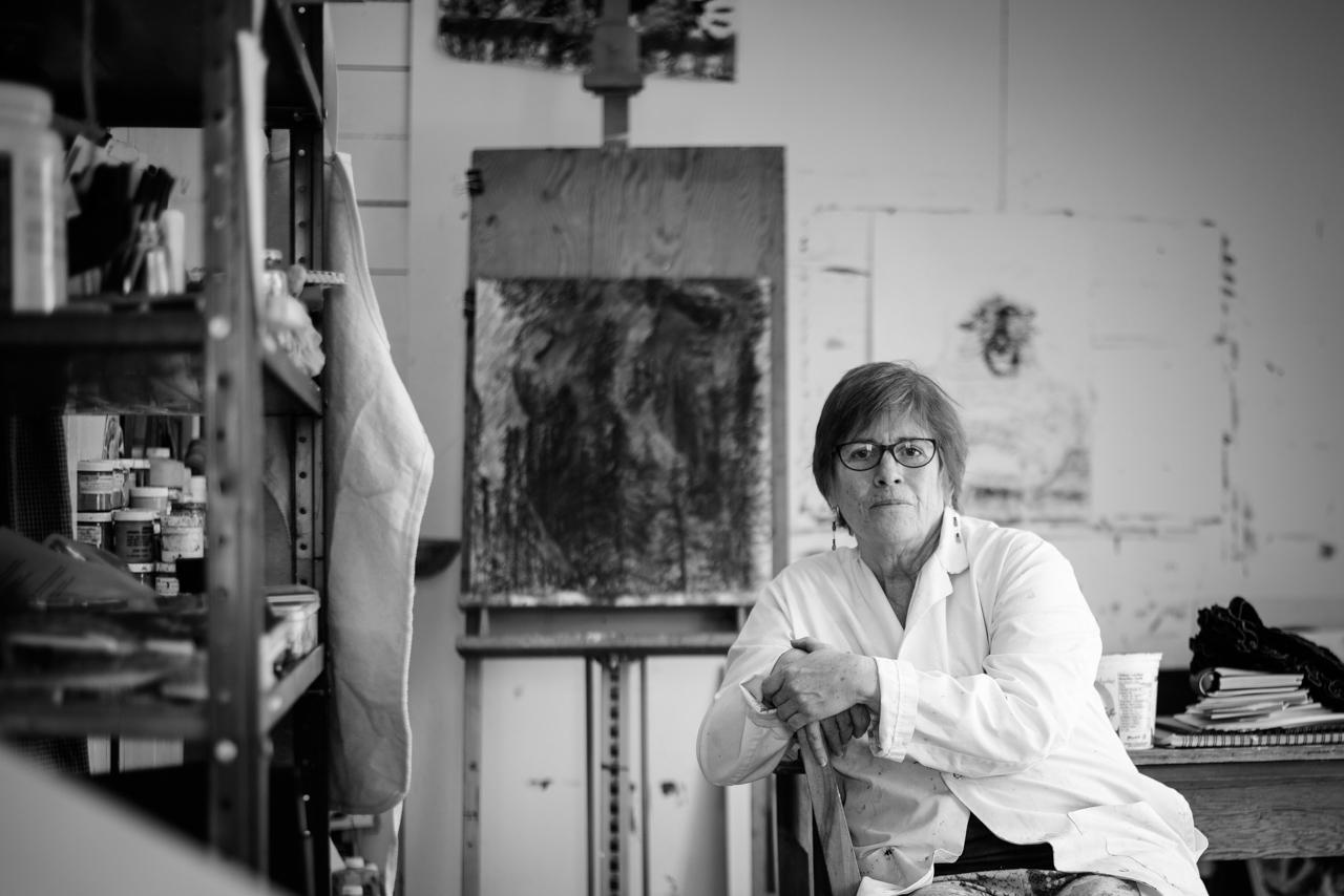 Les artistes d'ici : Hélène Gagnon