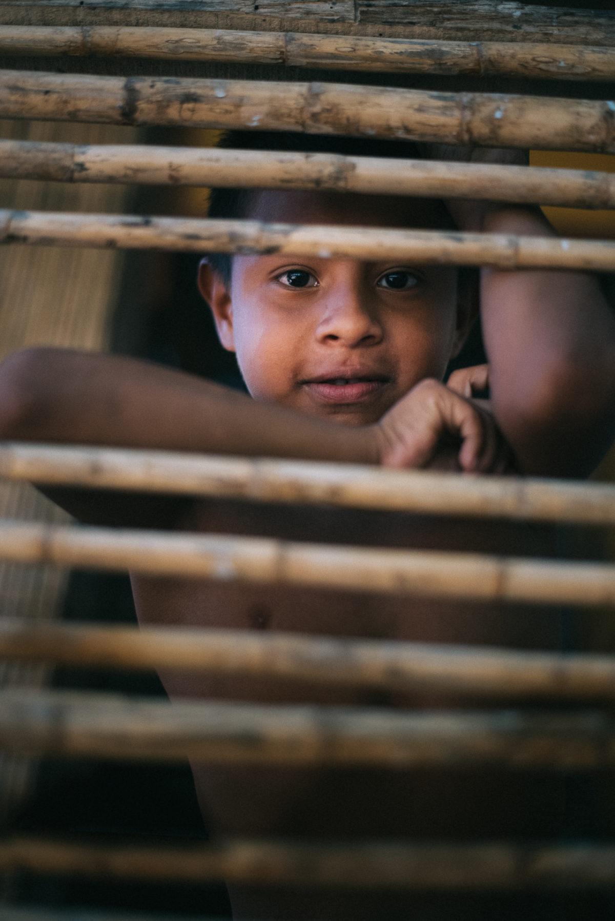 Projet humanitaire en Colombie